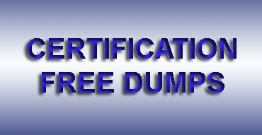 certificationdumps